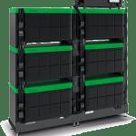 Модулни литиеви батерии eBick 180 Pro за съхранение на енергия