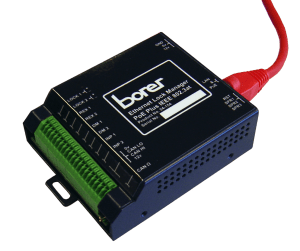 borer access control ethernet lock manager