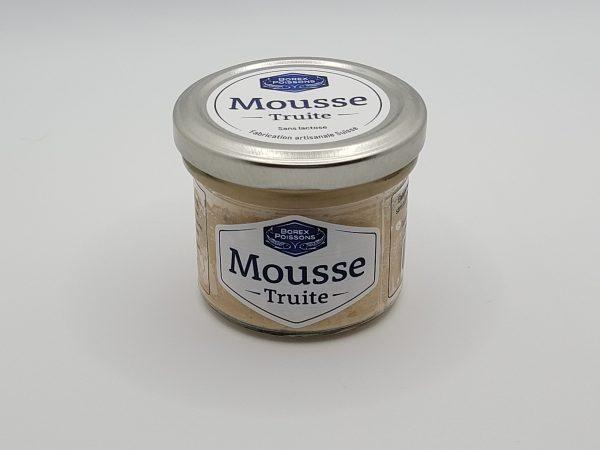 Mousse de truite