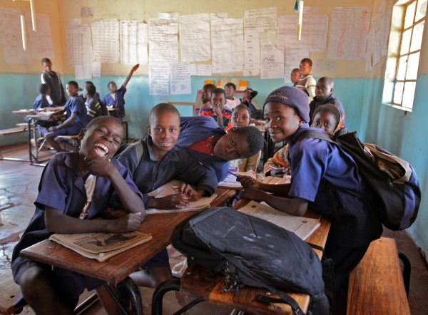 Education In Zambia Nonprofits Support Girl'