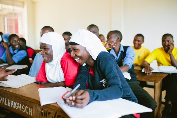 Education Nonprofit Educate Makes Huge Impact In Uganda