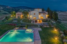 Luxury Villa Rental Tuscany Italy