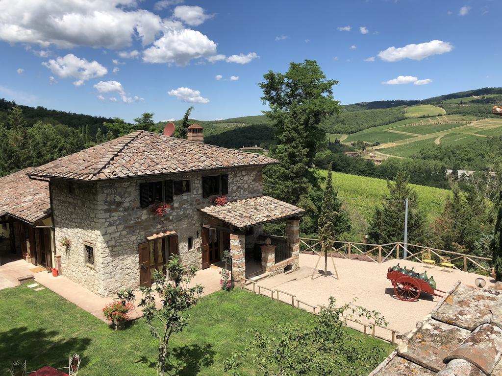 Borgo Bonagino  Gallo Nero