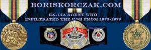 Ex CIA Agent Boris Korczak Header