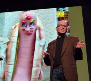 Watch Seth Godin on MIXX 2010 Conference Video