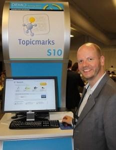 Topicmarks изобретиха уникална технология за семантичен анализ на документи