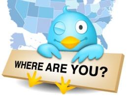 Twitter не знае къде е България!