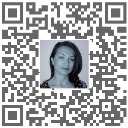 Кристина Георгиева за нашествието на QR кодовете