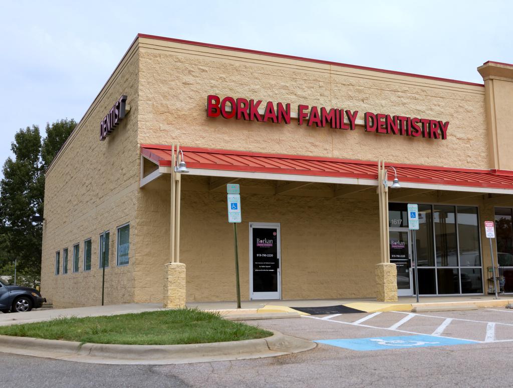 Borkan Family Dentistry, Dentist
