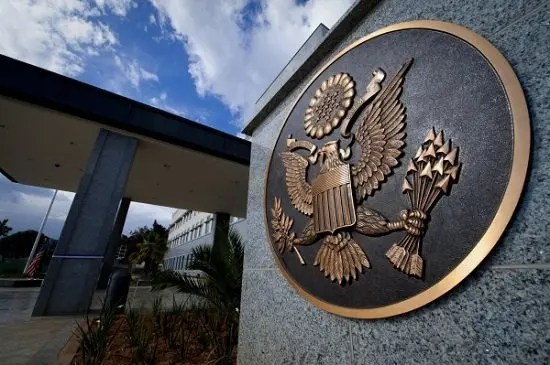 US Embassy in Addis Ababa - Ethiopia