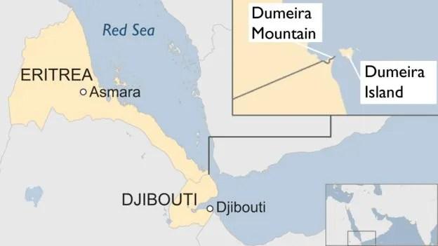 Eritrea _ Djibouti_dispute _source BBC