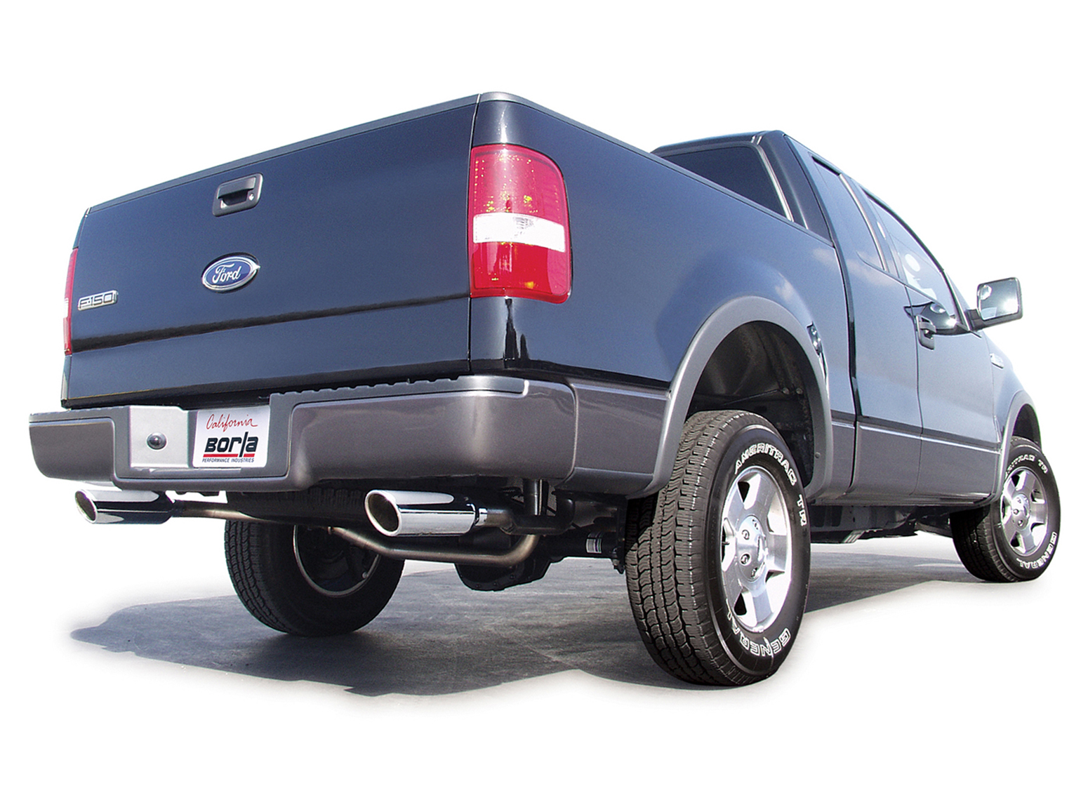 f 150 exhaust systems