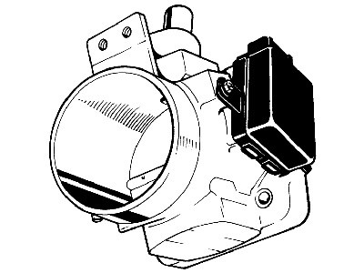 Throttle Bodies & Components