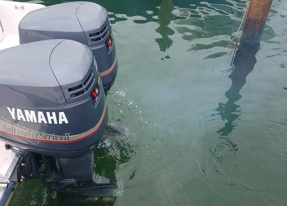 Why Does My Outboard Motor Smoke? What It Means!
