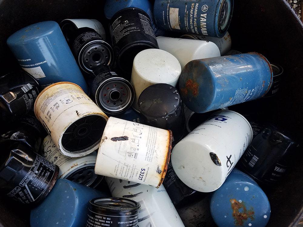 Why You Should Pre Fill A Fuel Filter or Water Separator!