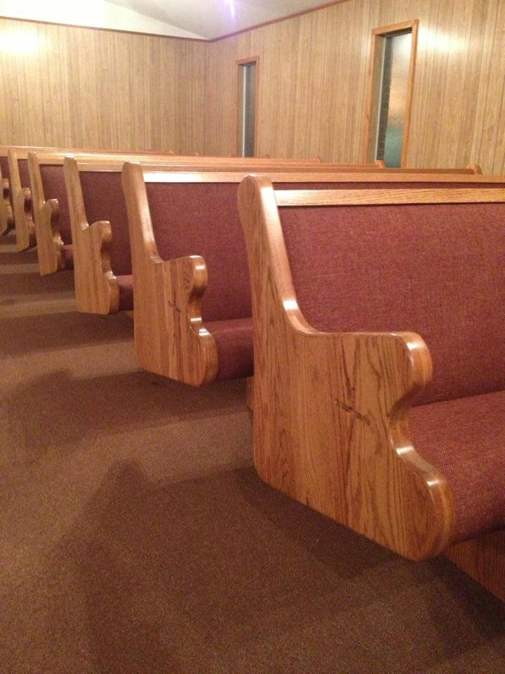 Unique Church Furniture Needs  Church Pews Church