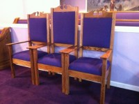 Born Again Pews Chairs