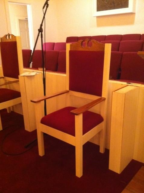 Born Again Pews Chairs  Church Chairs  Comfortable