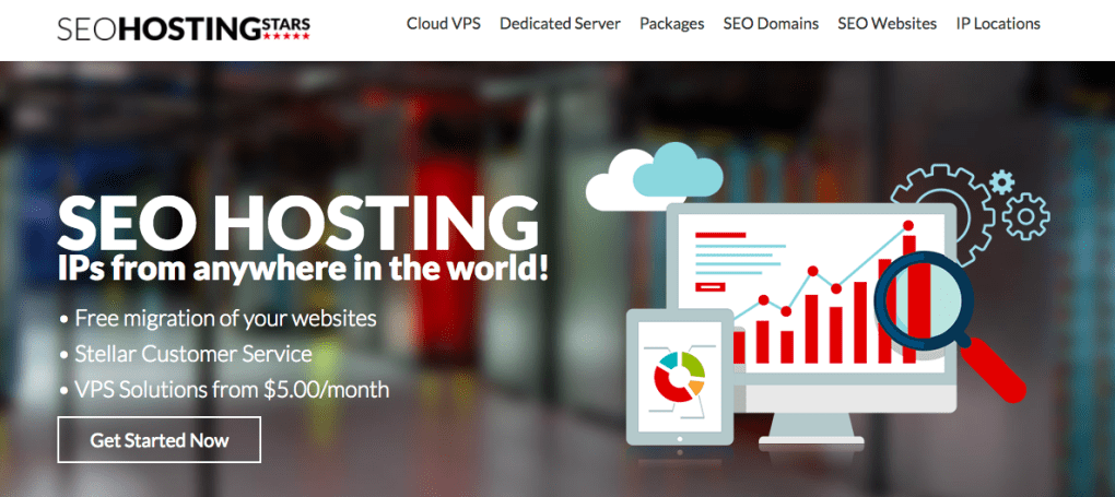 SEOHosting Stars Review
