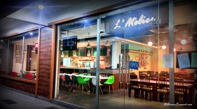 L'Atelier French Restaurant: Kota Kinabalu