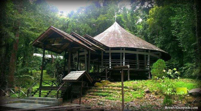 Bukit Singai Catholic Church & Pilgrimage Retreat Centre: Kuching