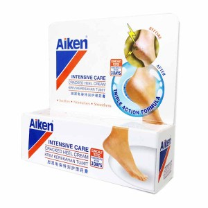 aiken cracked heel cream 50g