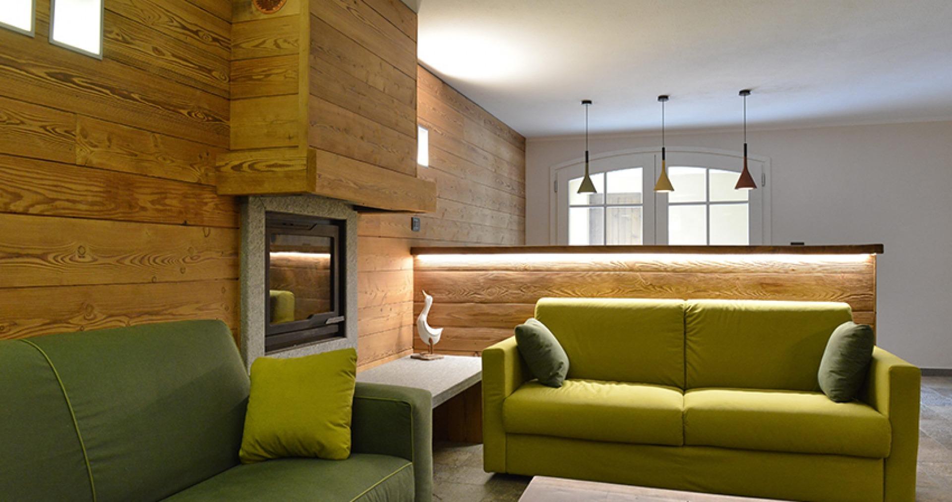 I pannelli in fibrocemento scalamid sono un eccellente rivestimento per pareti interne. Rivestimenti In Legno Borney Legnami