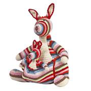 Crochet Kangaroo
