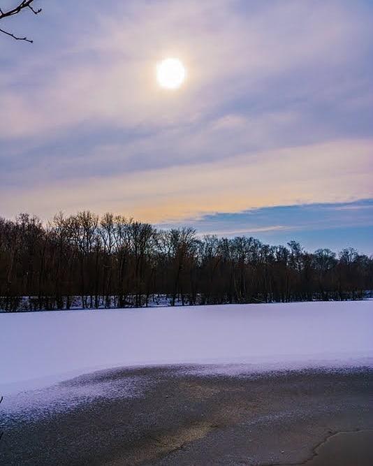 Winterwondeland in ons mooie #Born….. #derollen