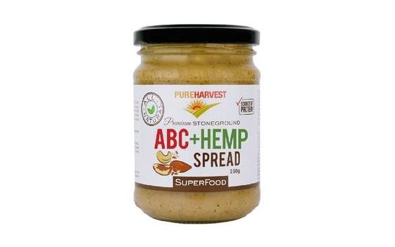 Pure Harvest ABC & Hemp Spread – Born Organic