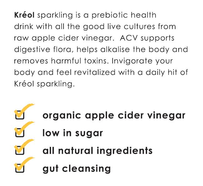 Kreol Benefits