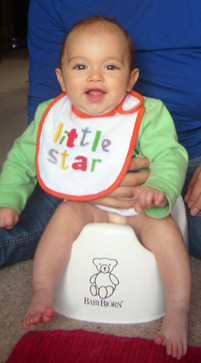 What is baby-led potty training? (newborn to 18 months ...