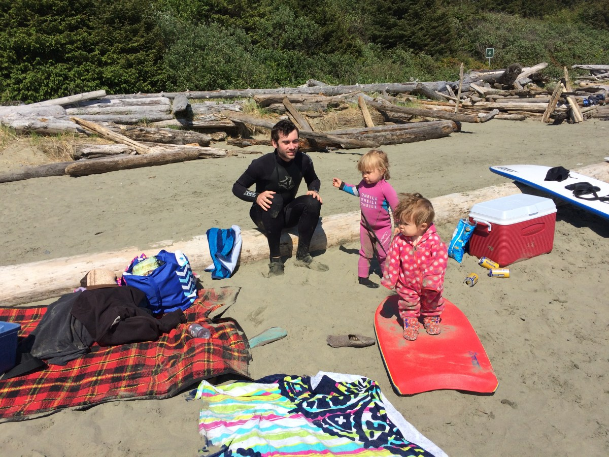 8 Toddler Activities around Tofino and Ucluelet