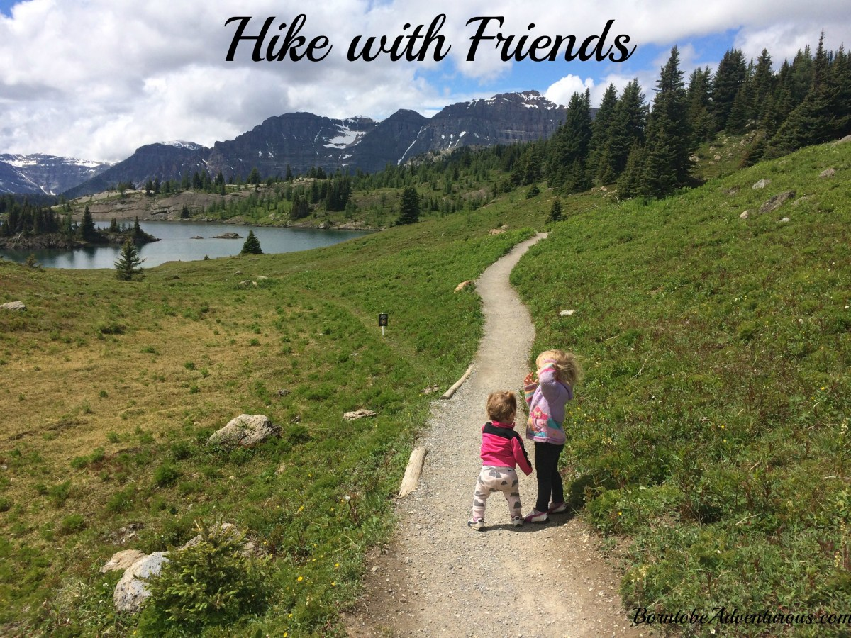 Tips for Hiking with Toddlers