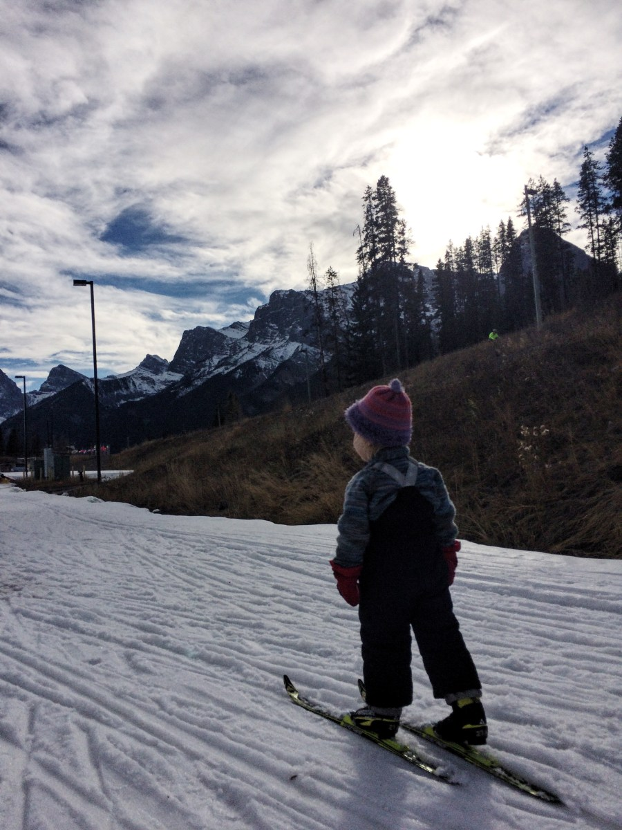 Cross Country Skiing with a Toddler: 5 Tips
