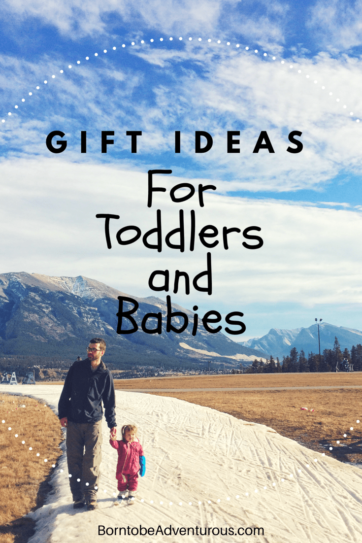Gift Ideas for Toddlers and Babies