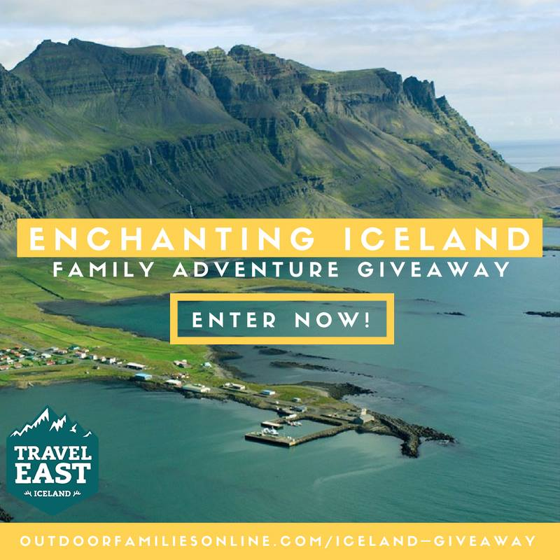 Family Adventure Giveaway : Enchanting Iceland Land and Sea Vacation!