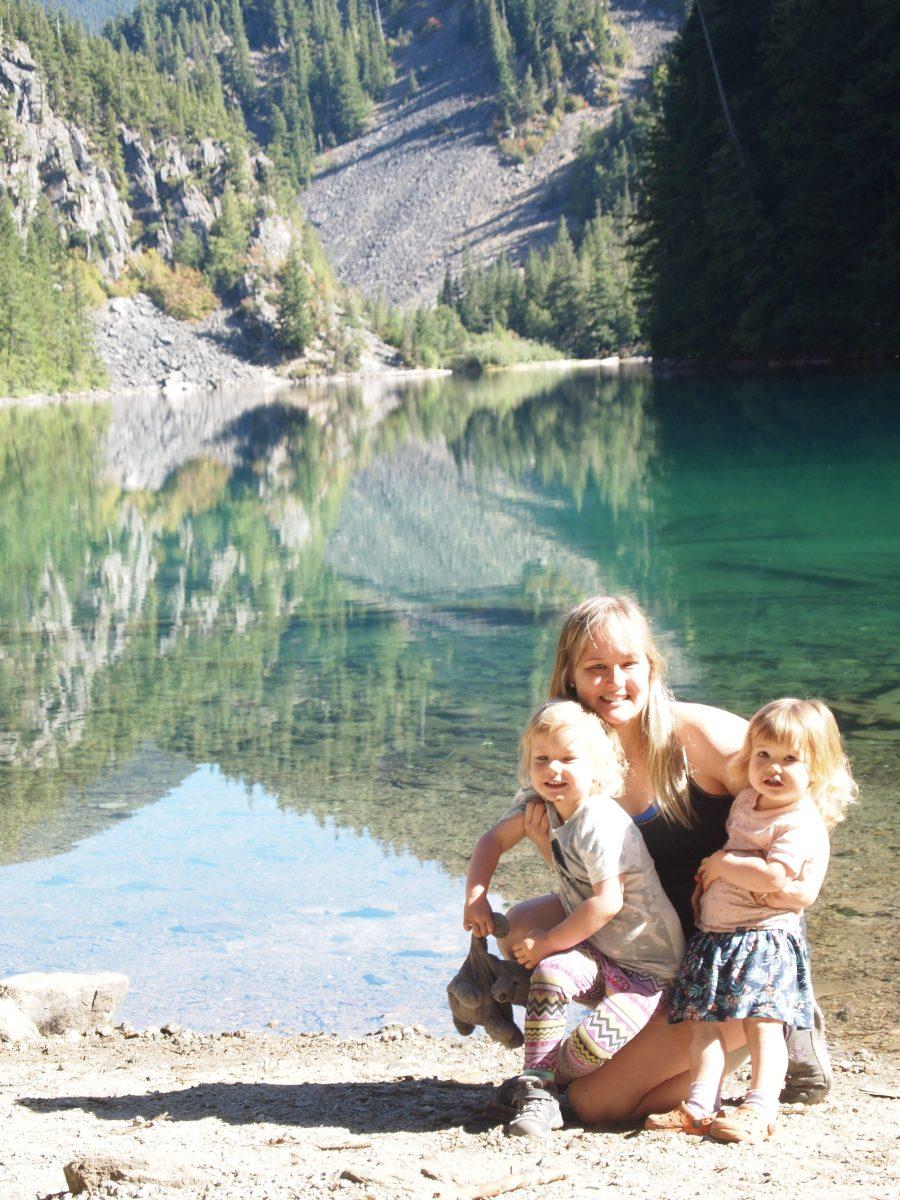 Explore Lindeman Lake, BC