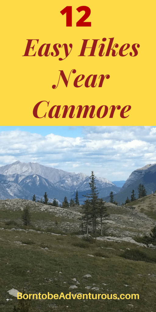 Easy Hikes Near Canmore