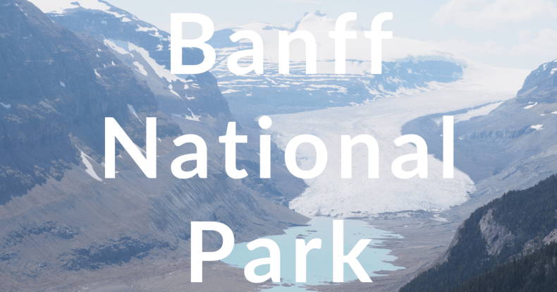 Hikes in Banff National Park