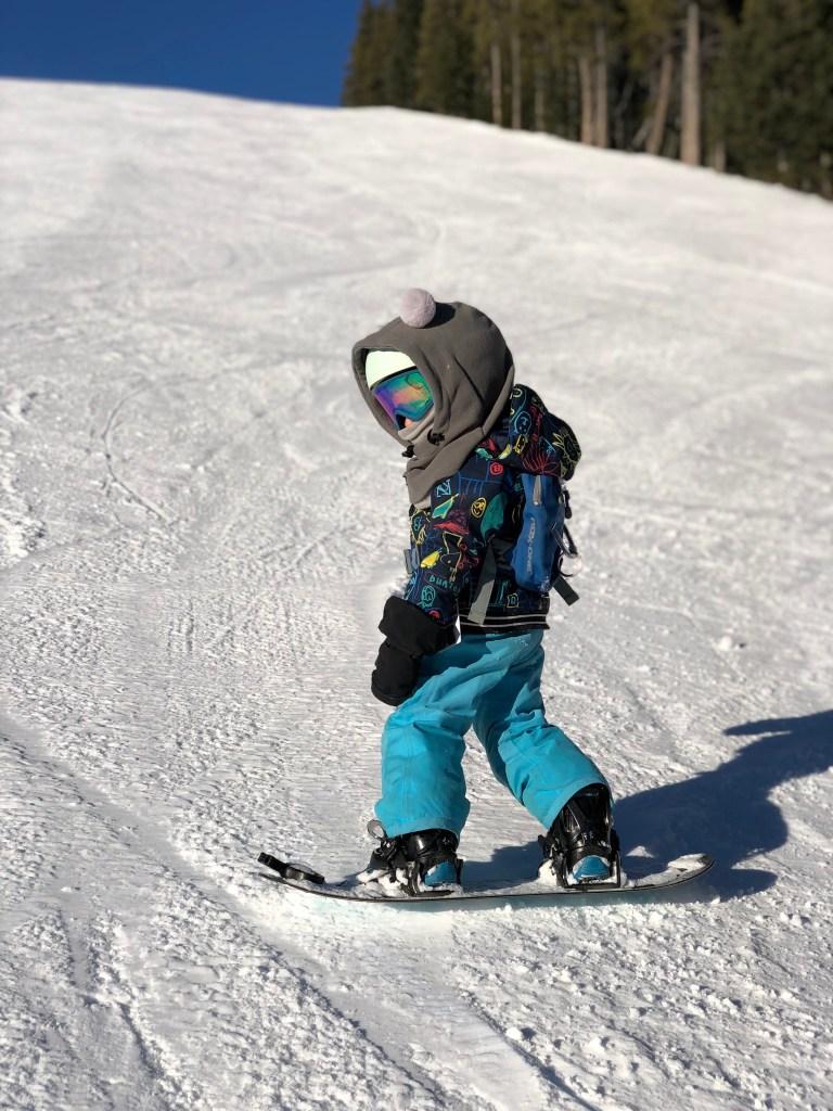 Snowboard Baby