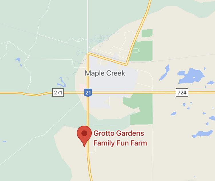 Grotto Garden Maple Creek