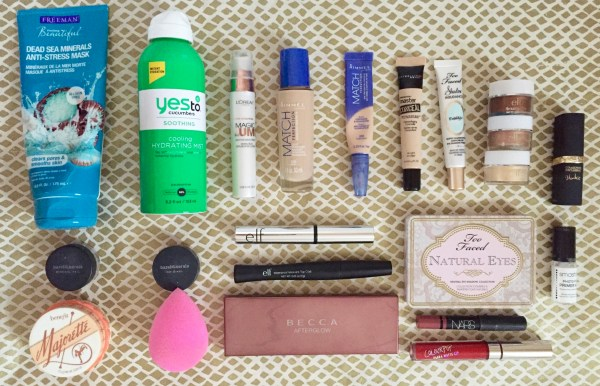 2015 Beauty Favorites | Born To Be Bright