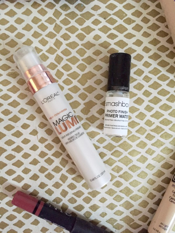 2015 Beauty Favorites, Primers   Born To Be Bright