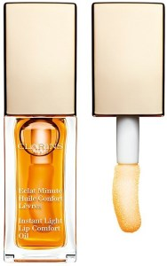 January Beauty Edit: Clarins Lip Oil