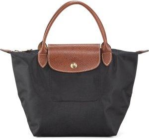 Longchamp Le Pliage Small Handbag - Spring Edit | Born To Be Bright