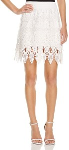 May Beauty and Style Edit - Layered Lace Skirt | Born To Be Bright