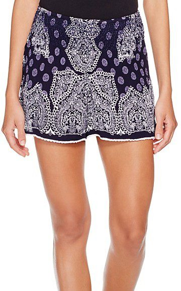 Summer Edit - Asos Paisley Shorts