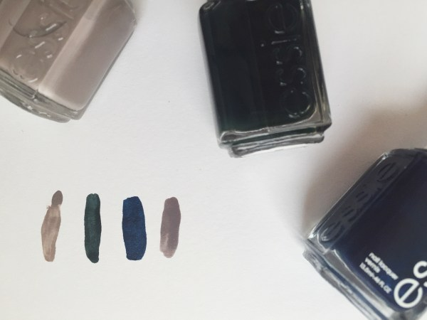 My Top 4 Essie Nail Polishes | Born To Be Bright