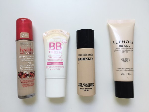 Top Summer Bases - Foundations | Born To Be Bright